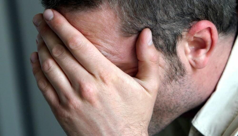 TABU: Ereksjonsproblemer er fortsatt noe tabubelagt, men det er mange gode grunner til å gå til legen når potensen svikter.