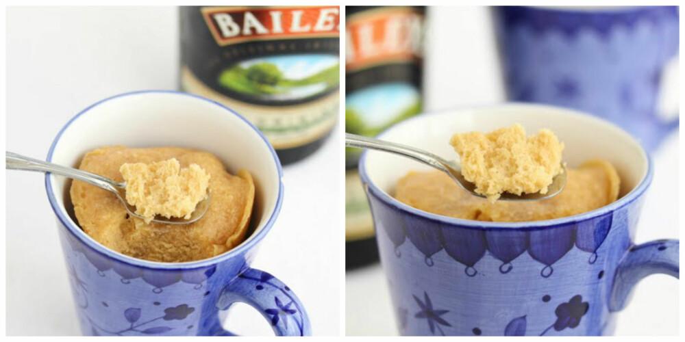 BAILEYSKAKE: Nydelig kake med smak av baileys