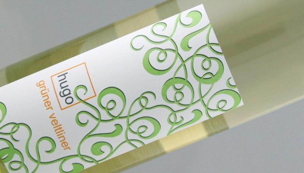 GRÜNER VELTLINER: Ukens vinanbefaling er laget på Østerrikes ¿nasjonaldrue¿.