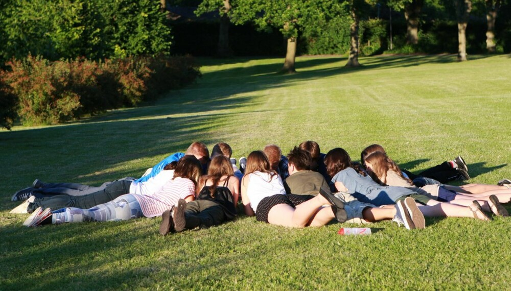 SELVUTVIKLING: Selvutviklingskurs for ungdom har vært arrangert i Danmark i flere år. Nå kommer det også til Norge.
