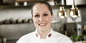 DOKTORGRAD: Guro Helgesdotter tar doktorgraden i molekylær gastronomi.