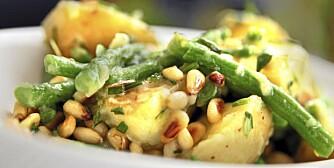 OPPSKRIFT PÅ POTETSALAT: Her kommer det en oppskrift på potetsalat det ikke er særlig lurt å ikke prøve.
