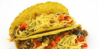 Taco blir enda bedre når du bidrar selv.