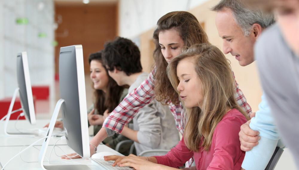 VALGETS KVALER: Hvilken videregående skole 15-åringen skal velge, kan være vanskelig både for ungdommen og foresatte.