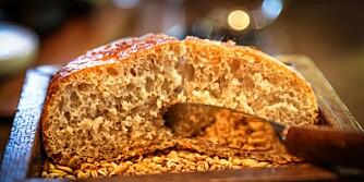 LUNSJ I OSLO: Brødet på Lille B er verdt turen alene.
