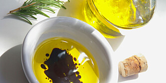 DIN MIKS: Olivenolje og balsamicoeddik er populær blanding. Har du en ny vri?