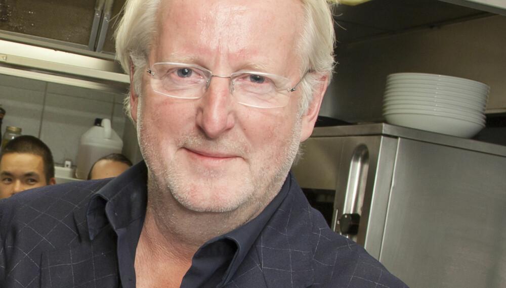 MASTERCHEF: Den tidligere Bagatelle-sjefen Eyvind Hellstrøm er blitt et ikon for mange matglade kvinner og menn.