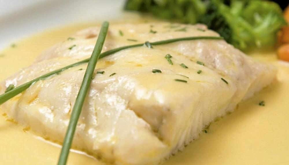 OPPSKRIFT PÅ HVIT SAUS: En hvit saus kan bli superkul med litt oppfinnsomhet. Her er forslagene du trenger.