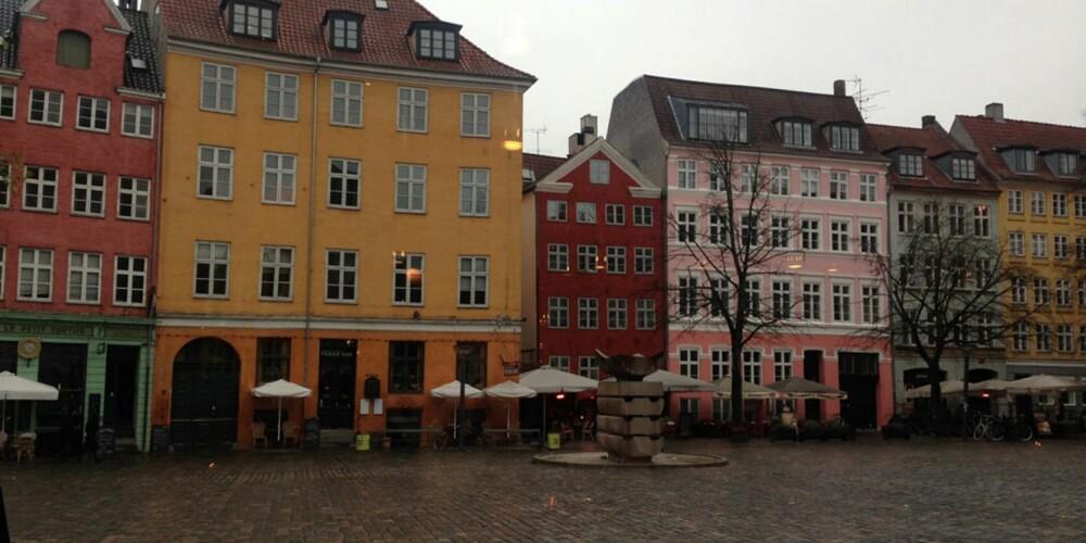 Frokost i København - Spise