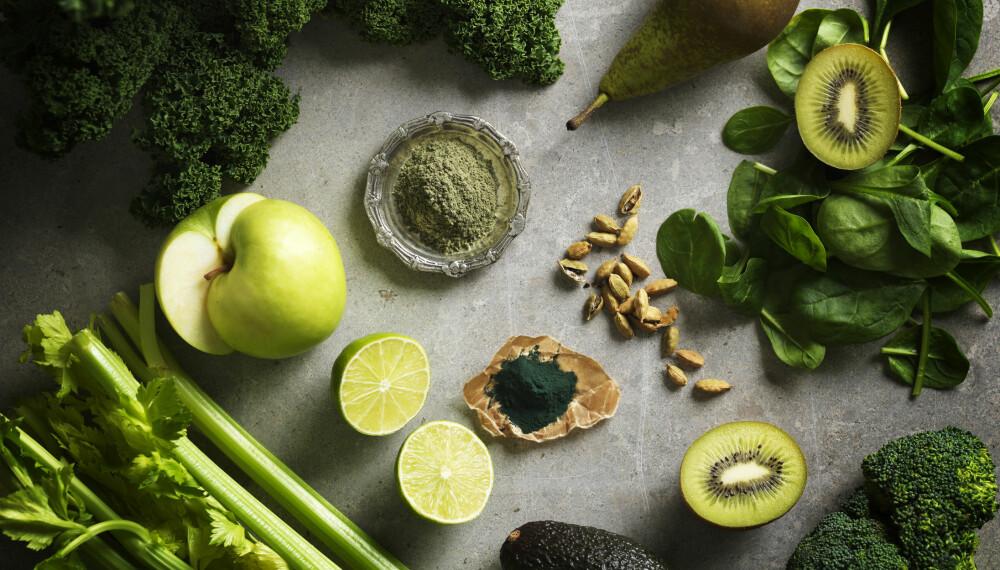 FOLAT I SVANGERSKAPET: I tillegg til folat som du får i deg gjennom grønne grønnsaker som brokkoli, grønnkål, rosenkål og spinat, bør du også ta folattilskudd tidlig i svangerskapet.