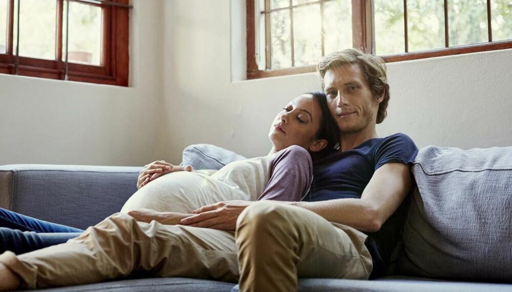 EKSTREM SVANGERSKAPSKVALME: Gravide som rammes må få god hjelp i hverdagen. FOTO: Getty Images.