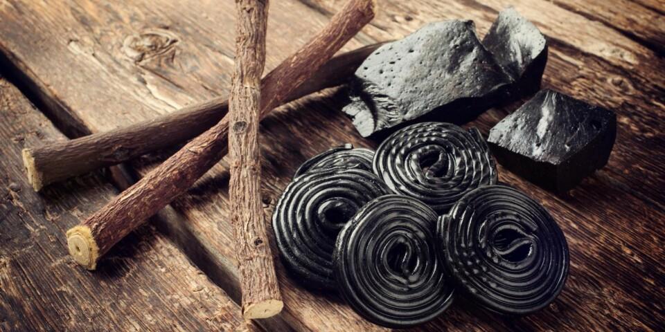 SÅ MYE LAKRIS KAN GRAVIDE SPISE: Gravide bør ikke spise mer enn 500 mg glycyrrizin, som finnes i lakris, i uka. Det tilsvarer dog 11 esker Ifa eller 10 plater Nero-sjokolade, så litt lakris kan du trygt spise.
