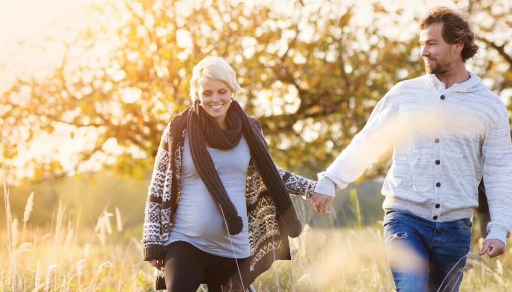SVANGERSKAPSDIABETES: Et sunt kosthold og fysisk aktivitet under svangerskapet er viktig for å forebygge.