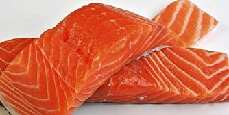 HJERNEFØDE: Laks inneholder omega-3-fettsyrer, som er gunstige for hjernen.