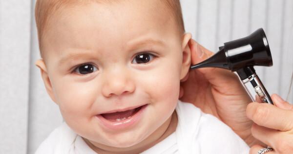 d352adcbd Ørebetennelse hos barn - Barnesykdommer og symptomer