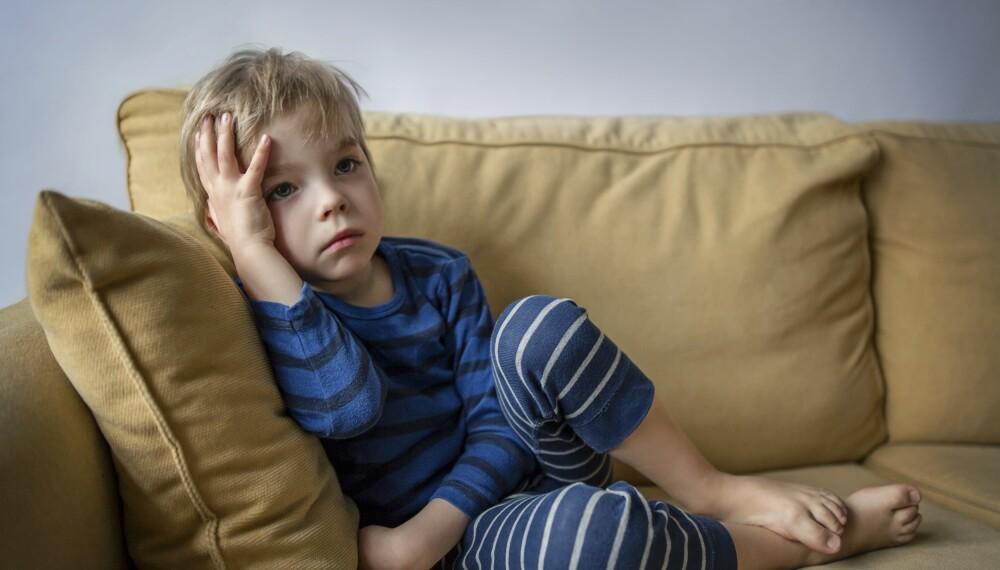BARNEAUTISME: Omtrent 50 barn får diagnosen autisme hvert år i Norge. Autisme forekommer ca. fire ganger så hyppig hos gutter sammenliknet med jenter. Foto: Gettyimages.com.