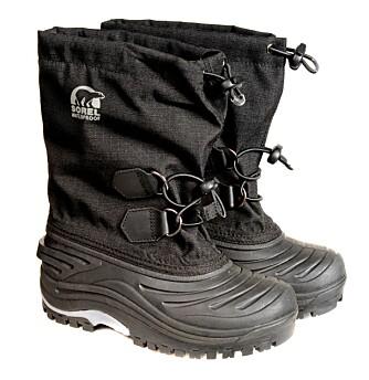 TEST: Støvler fra Sorell