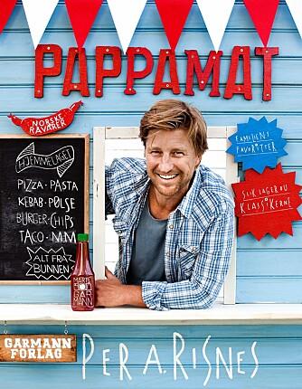 PAPPAMAT: Per Asbjørn Risnes har skrevet kokeboka Pappamat.