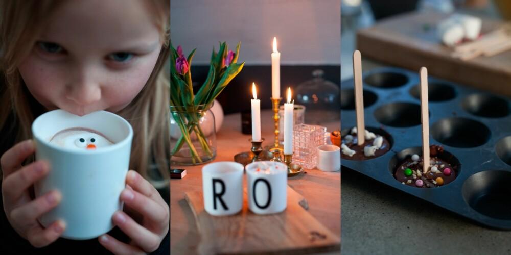 SPENNENDE: Kakaoen ser ut som godteri, og det er den nesten også. Foto: Per Olav Sølvberg.