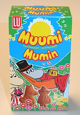 NUMMER 4: Muumi (Lu).
