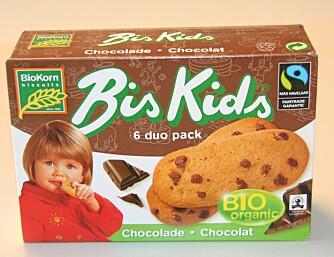 NUMMER 5: Bis Kids (BioKorn).