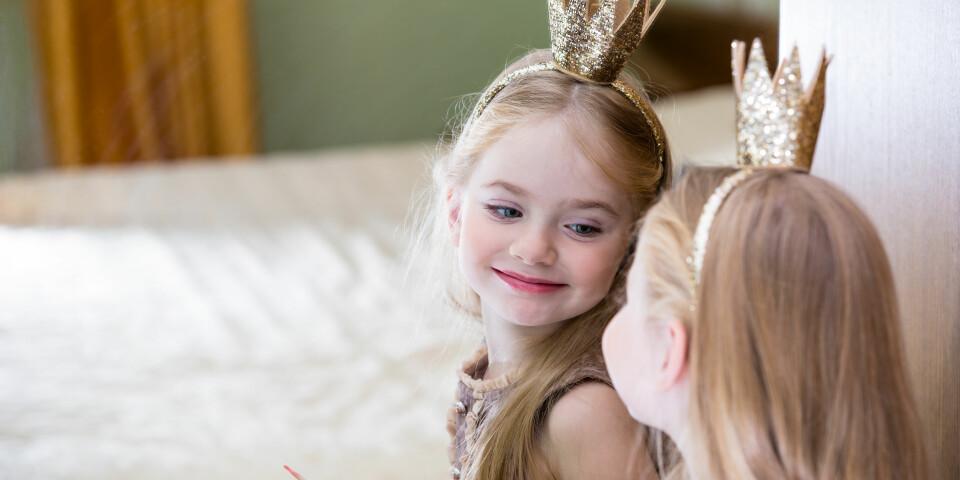 9f8a8686 MERKEKLÆR TIL BARN: Merkeklær blir stadig vanligere blant barn. Foto:  Gettyimages.com