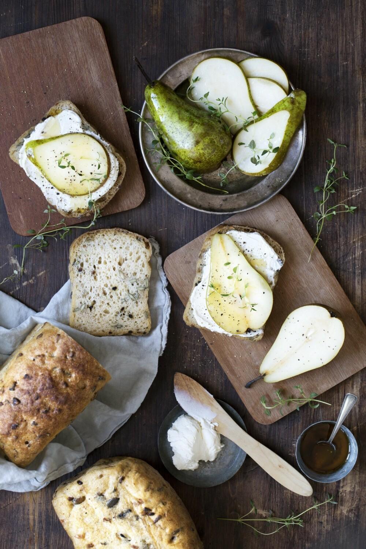 GLUTENFRITT BRØD: Brød kan smake godt og saftig også uten glutentilsetning.