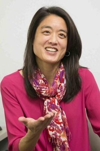 EKSPERT: Kanskje ikke overraskende, men forskere, som søvnforsker Serena Chen ved University of California, sier man blir lykkeligere av nok søvn. FOTO: Privat
