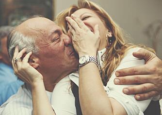 ULIKT: 57 prosent av kvinnene svarte at de ofte eller alltid får orgasme med partneren sin. Partnerne, derimot, kommer i 95 prosent av tilfellene.