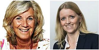 EKSPERTER: Mette Manus fra Manus Motivasjon og Anne Berit Rørlien fra Viken Fiber AS.