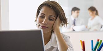 FORFREMMELSE: Har du vært fast i samme stilling i en årrekke, og føler at du ikke kommer videre? Her er noen vanlige årsaker til hvorfor du ikke blir forfremmet.