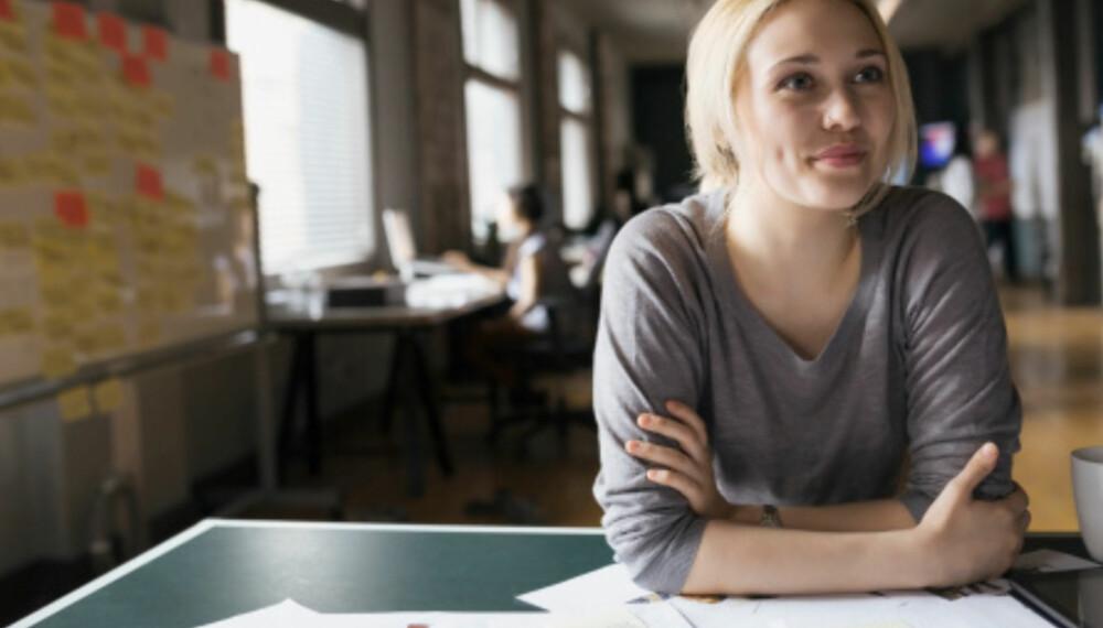 DÅRLIG SJEF: Gjør en rask analyse av situasjonen for å avgjøre om det egentlig er sjefen din som er kjip, eller om det er du som trenger å endre innstilling.