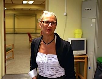 EKSPERT: Leder for Norsk Gynekologisk Forening og overlege ved Haukeland Universitetssykehus, Jone Trovik. Foto: Privat
