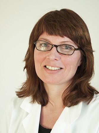 EKSPERT: Gynekolog og avdelingsoverlege ved Klinikk Hammerfest, Ingrid Petrikke Olsen. Foto: Tolgrim Halvarli