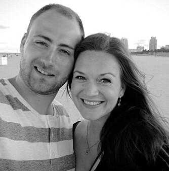 UFRIVILLIG BARNLØS: For Bente-Lill Hamar Bergheim (28) og mannen Ronnie (31) er drømmen om barn det viktigste i livet. Nylig fikk de ekstremt nedslående nyheter.