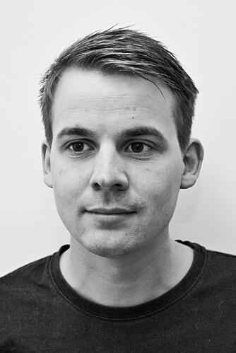 RELIGIONSVITER: Knut Melvær er stipendiat i religionsvitenskap. FOTO: Privat.