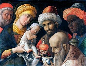VAR DE DER? Jesus fikk tre gaver som nyfødt, men de tre giverne var sannsynligvis ikke konger. FOTO: Waiting for the word/Flickr.com.