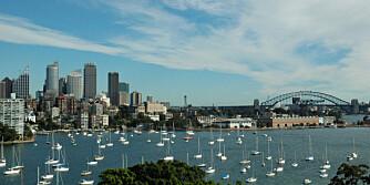 SYDNEY: Denne byen er hjem til det kanskje aller mest fotograferte havneområdet i verden.