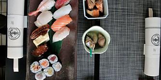 ISAMI: Her spiser du den beste sushien i Paris.
