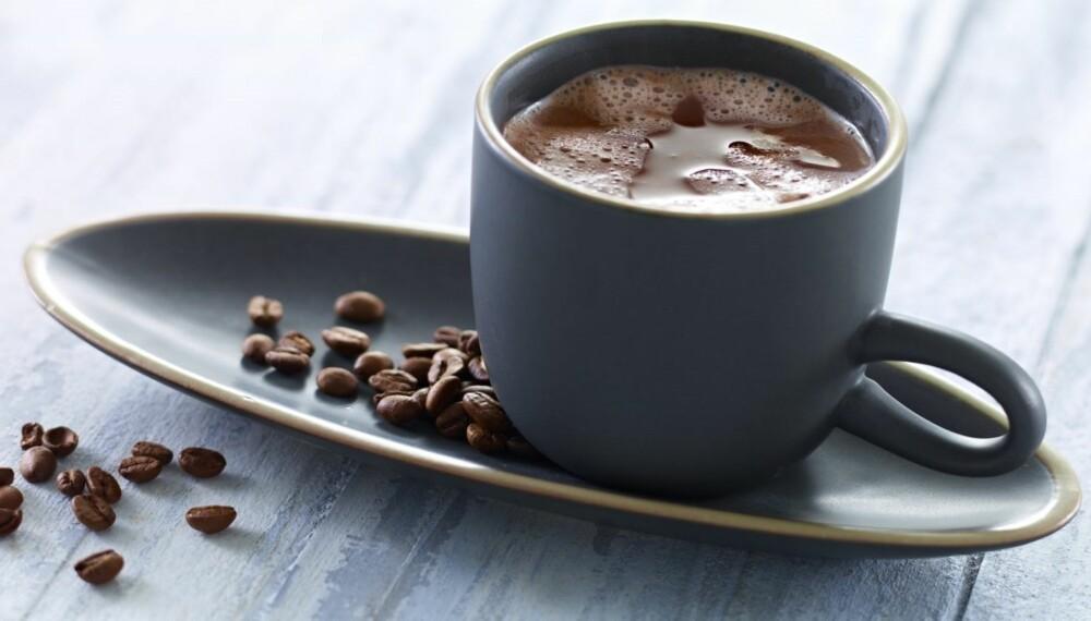 VARM SJOKOLADE: Hjemmelaget kakao varmer godt når kulden biter. Her får du fem oppskrifter på kreative og gode kakaovarianter med både kokesjokolade og kakaopulver. Foto: Opplysningskontoret for Meieriprodukter (Melk.no).
