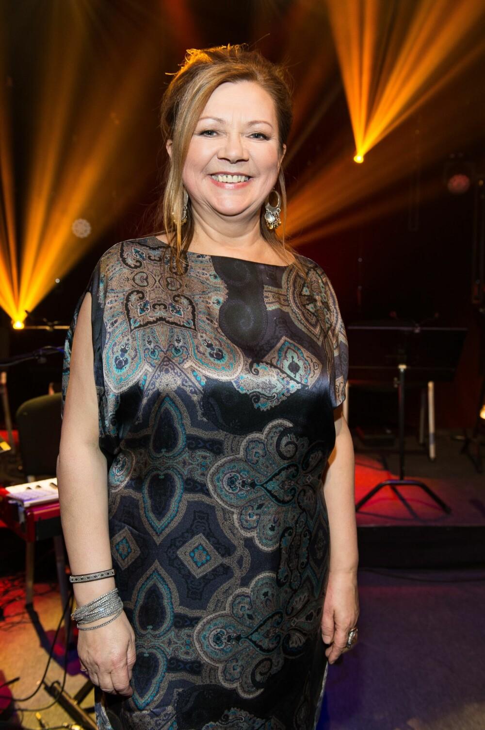 MARI BOINE (58): Sleit med sosial angst