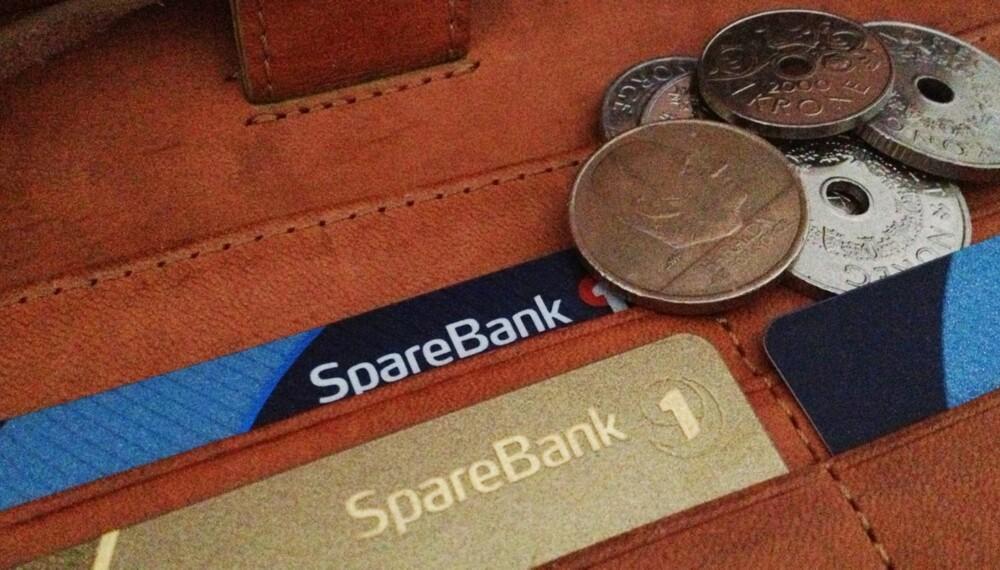 SMART: Om økonomien er på stell, er det mange fordeler med å ha et kredittkort.