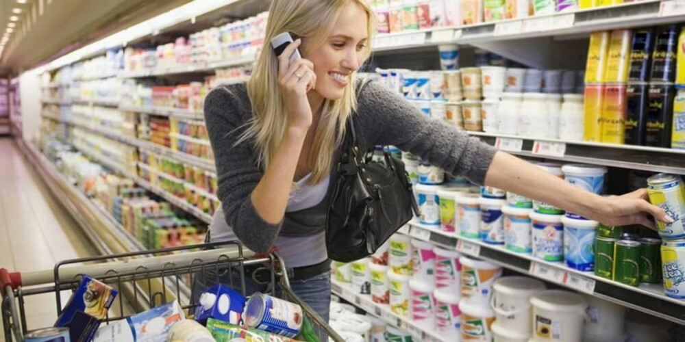BEGRENS HYPPIGHETEN: Klarer du å handle for en hel uke av gangen når du handler, vil du helt sikkert oppleve at du sparer penger. FOTO: Thinkstock