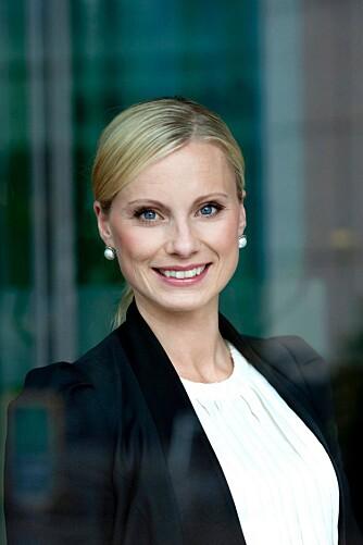 EKSPERT: Silje Sandmæl er forbrukerøkonom i DNB og ekspert på hvordan du får en sunnere økonomi på hjemmebane. FOTO: DNB