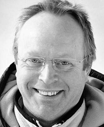 TESTER TESTENE: Andreas Kolstø er leder av personsertifisering i DNV GL. De sørger for at personlighetstestene du blir bedt om å ta på jobbintervju fungerer.