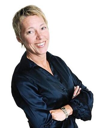 EKSPERT: Direktør i bemanningsselskapet Adecco Search & Select, Guri Larsen, vet en ting eller to om ting du burde unngå å gjøre om du er på jobbintervju. FOTO: Adecco