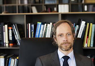 EKSPERT: Espen Skorstad, Spesialist i arbeids- og organisasjonspsykologi.