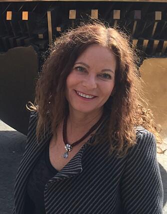 FØLG MED: - Det er viktig å være observatør for seg selv, sier klinikkdirektør Kari Lossius.