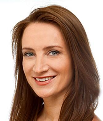 - For å få god nok beskyttelse må du påføre nok produkt, sier nordisk fagsjef i Dermagruppen, Kjersti Johansen.