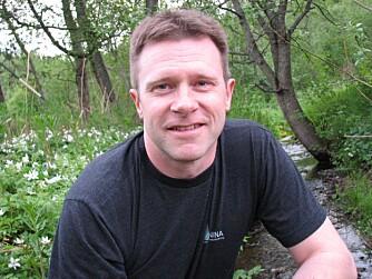 FORSKER: Terje Bongard, Norges første med doktorgrad i adferdsbiologi, humanbiolog og forsker ved NINA.
